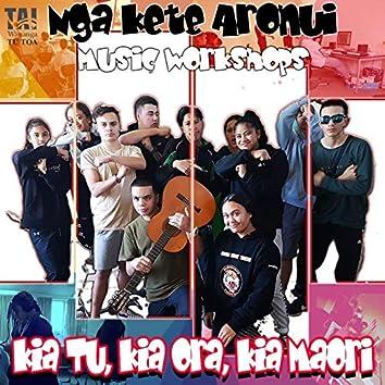 Kia Tu, Kia Ora, Kia Maori (feat. Icepro)