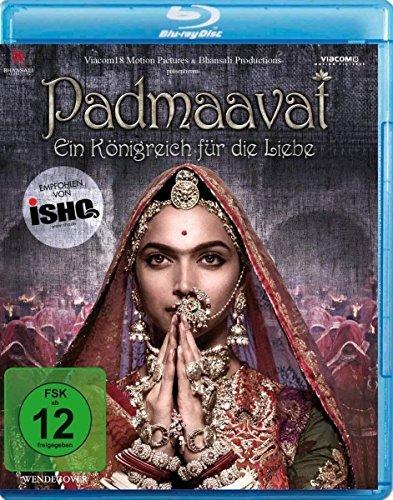 Padmaavat [Blu-ray]