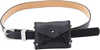 LALANG Multifunction Ladies Simple Mini Waist Bag Purse Woman Thin Belt