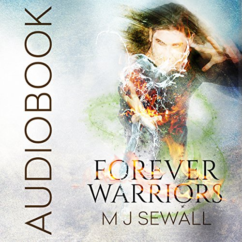 Forever Warriors audiobook cover art