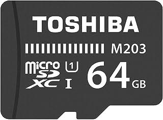 Toshiba Thn-M203K0640Ea, Micro Sdxc Hafıza Kartı, 64Gb Micro Sdxc Uhs-1 C10 100Mb/Sn-Exceria
