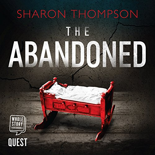 The Abandoned audiobook cover art
