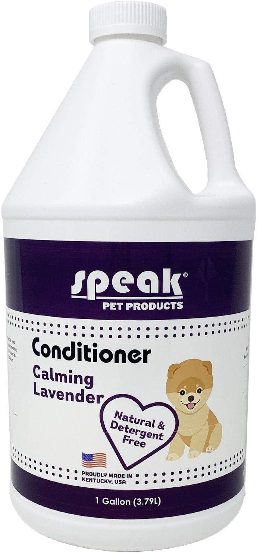 Speak Pet Products Weekly update Natural Lowest price challenge Moisturizing Calming Lavender Detangl