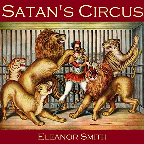 Satan's Circus audiobook cover art