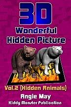 3D Wonderful Hidden Picture Vol.2 [Hidden Animals]