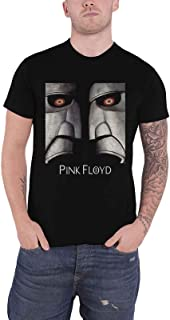 Pink Floyd T Shirt Division Bell Metal Heads Close Up 新しい 公式 メンズ