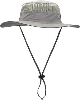 Sun Hat for Men Women Fishing Hat UPF 50+ UV Protection Sun Cap Wide Brim Bucket Hat Waterproof Boonie Hat