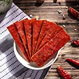 N-B Sliced Pork Breasts, Office Home Casual Snacks, Pork Vacuum Packaging, Firm and Chewy (5 Bags)