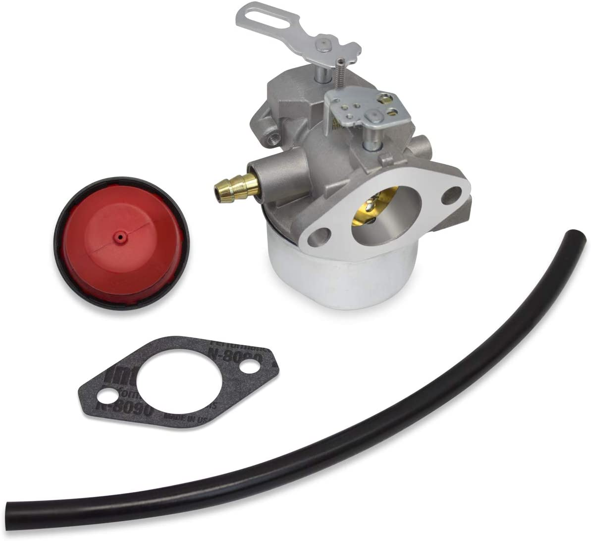 Everest Parts Supplies Trust Carburetor Max 77% OFF with Tecumseh Replaces Gasket