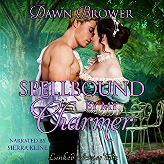 Spellbound by My Charmer audiobook cover art