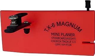 Church Tackle TX-6 Mini Planer Board