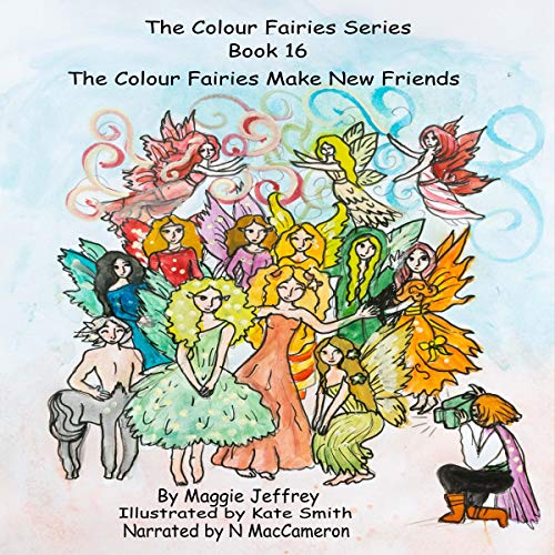 The Colour Fairies Make New Friends cover art