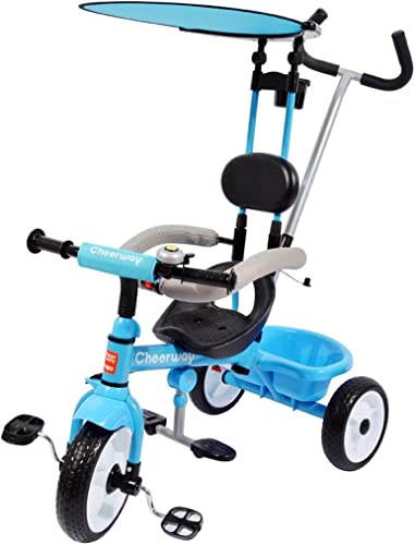 MINISU S ling Kinder Dreirad Kinderwagen 1-5 Kinder fürrad Baby fürrad, Blau Rot Grün, 74  91cm (Farbe  Grün) Reise (Farbe   Blau)