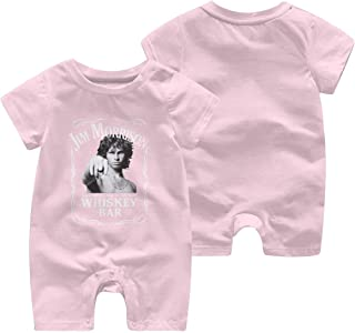 Baby Clothes, Jim Morrison Show Me The Way to Next Whiskey Bar Unisex Newborn Infant Bodysuit Baby Clothes