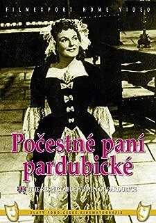 Pocestne pani pardubicke (The Respectable Ladies of Pardubice) box