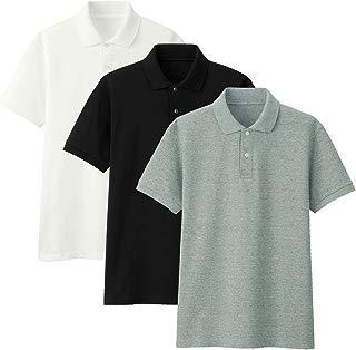 Kit com 3 Camisas Polo Part.B Regular Piquet