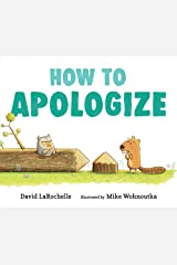 How to Apologize Hardcover
