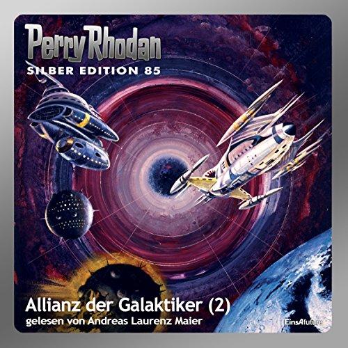 Allianz der Galaktiker, Teil 2 Titelbild