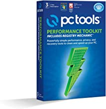 Symantec PC Tools Performance Toolkit 2012 - for 3 PCs (with/Registry Mechanic)