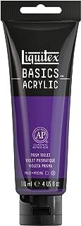 Liquitex Acrylique Basics Tube 118 ml Violet Prismatique