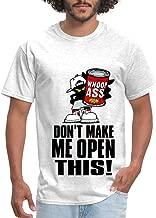 Can of Whoop Ass Men's T-Shirt