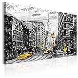 murando - Bilder New York 120x80 cm Vlies Leinwandbild 1