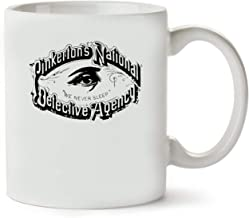 Pinkerton'S Detective Agency We Never Sleep Classic Tea Coffee Mug