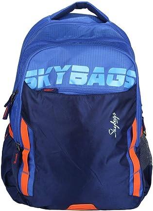 Skybags Figo Extra 02 36 Ltrs Blue Casual Backpack (FIGO Extra 02)