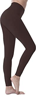 High Waisted Leggings for Women Ultra Soft Stretch Opaque Slim Yoga Leggings One Size & Plus Size