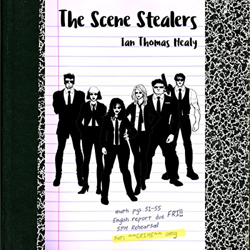 The Scene Stealers                   By:                                                                                                                                 Ian Thomas Healy                               Narrated by:                                                                                                                                 Summer Jo Swaine                      Length: 9 hrs and 25 mins     3 ratings     Overall 2.0