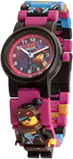 LEGO Watches and Clocks Girl's 'LEGO Movie 2 UniKitty' Quartz Plastic Watch, Color:Pink (Model: 8021476)