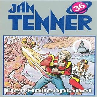 Der Höllenplanet (Jan Tenner Classics 36) Titelbild