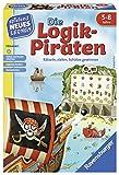 Ravensburger 24969'Die Logik-Piraten Lernspiel