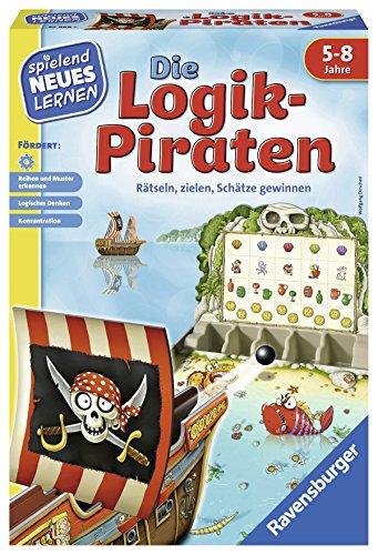 Ravensburger Spielen und Lernen 24969 - Die Logik-Piraten