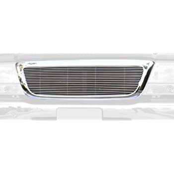 TRex Grilles 20686 Horizontal Aluminum Polished Finish Billet Grille Insert for Ford Ranger 4WD Edge