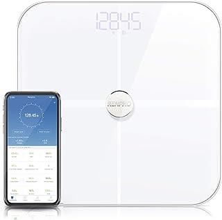 RENPHO Smart Bluetooth Body Fat Scale Digital Bathroom Weight BMI Scales, Wireless Digital Bathroom Scale, 13 Measurements...