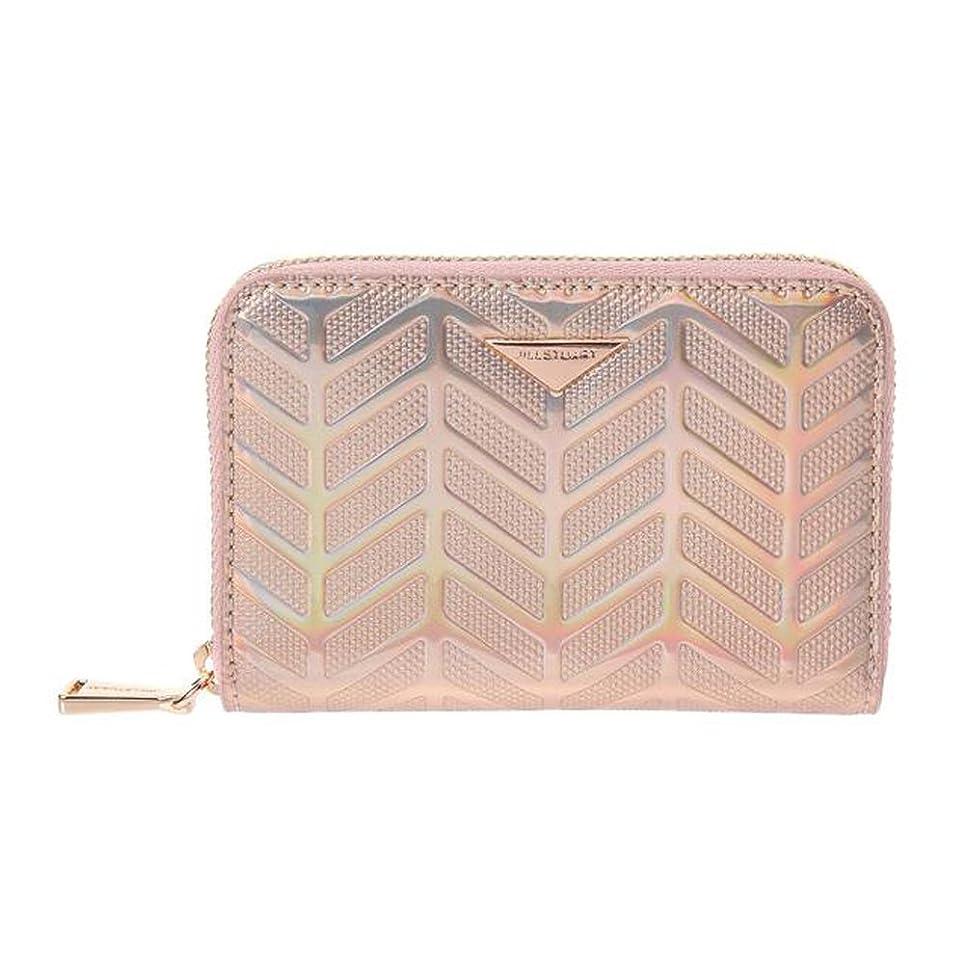 慎重土器リス(ジルスチュアート)JILLSTUART ACC ホログラム ファスナーカード入れ JAWA7E362P2 女性の財布 (並行輸入品)