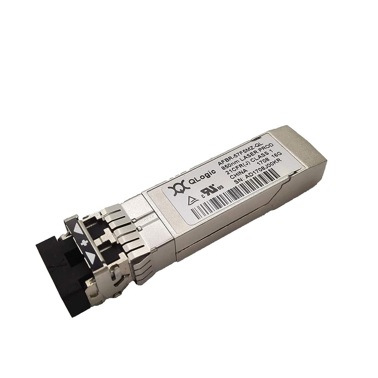 Qlogic AFBR-57F5MZ-QL 16Gb 850nm 300m SW SFP + 光トランシーバー