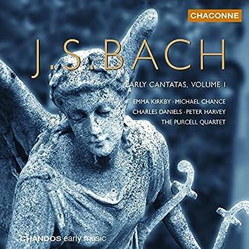 Bach: Early Cantatas, Vol. 1