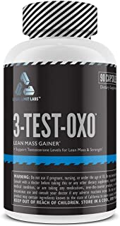 3 test oxo supplement