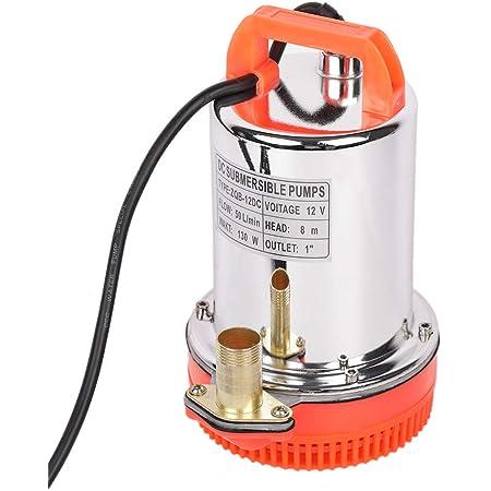 Pompa ad immersione per acque chiare a batteria 20V MASTER PUMPS MPC20V2INOX