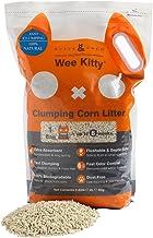 Rufus & Coco Wee Kitty Clumping Corn Litter, 8 lb Medium