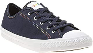 CONVERSE ALL STAR Dainty Ox Womens Sneakers Blue