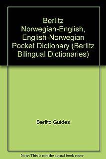 Berlitz Norwegian-English, English-Norwegian Pocket Dictionary