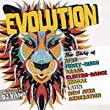 Evolution The Story Of Afro Funky Disco (Box 4 Cd)...