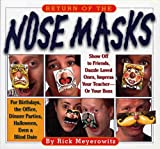 Nose masks Jimmy Fallon Do Not Read Rick Meyerowitz