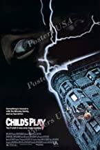 Posters USA Child's Play Chucky GLOSSY FINISH Movie Poster - FIL829 (24