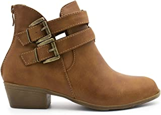 Best strappy booties flat Reviews
