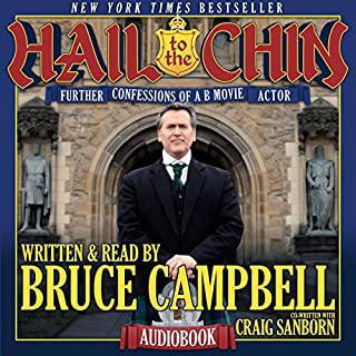 Hail to the Chin cover art