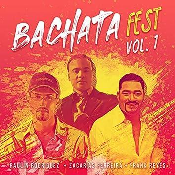 Bachata Fest, Vol. 1
